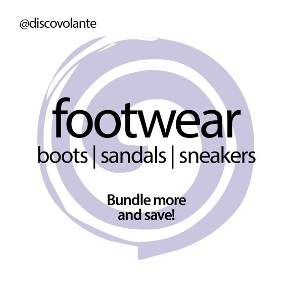 BOOTS   SANDALS   SNEAKERS!